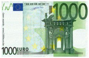 1000euros